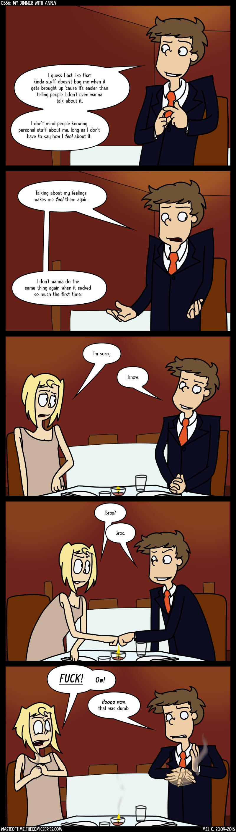 0356: My Dinner With Anna