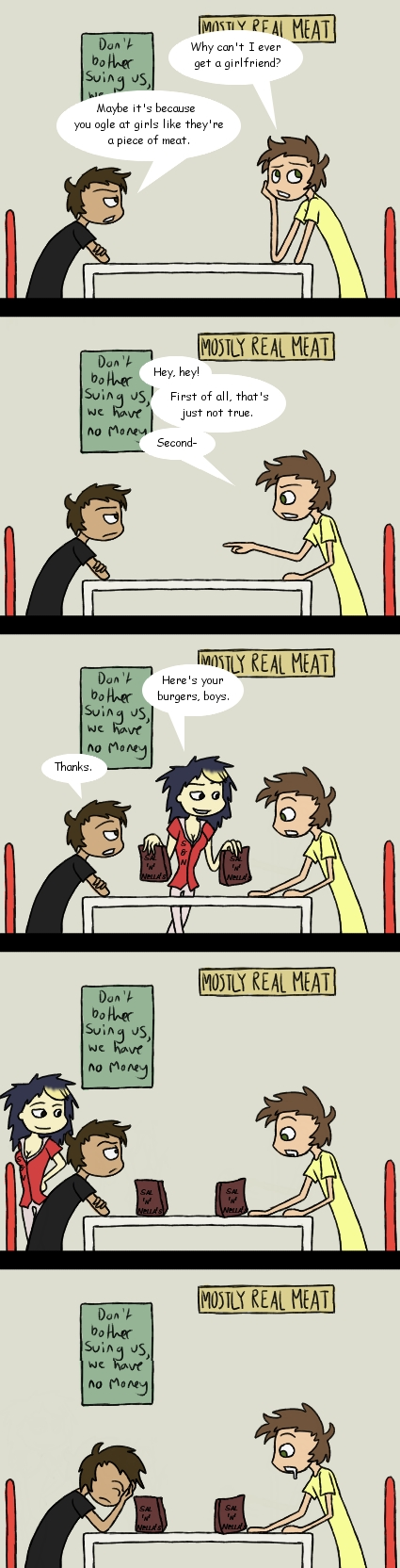 0027: Tasty Meat
